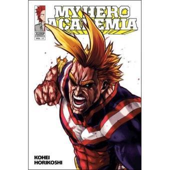 My Hero Academia - Book 11
