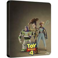 Toy Story 4 - Edição Steelbook - 2Blu-ray Importação