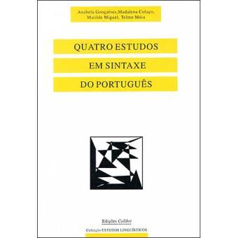 Sintaxe do Português, André Eliseu - Livro - Bertrand