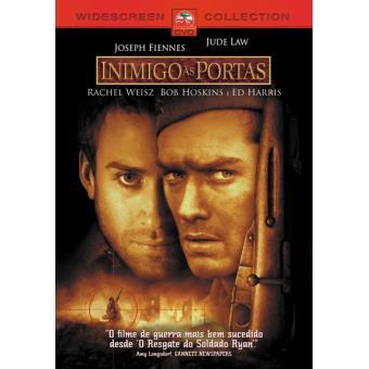 Inimigo às Portas - DVD