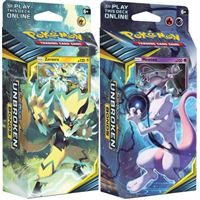 Pokémon Sun and Moon 10: Unbroken Bonds Theme Deck