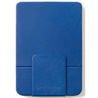 Capa Sleepcover Pele para Kobo Calara - Azull
