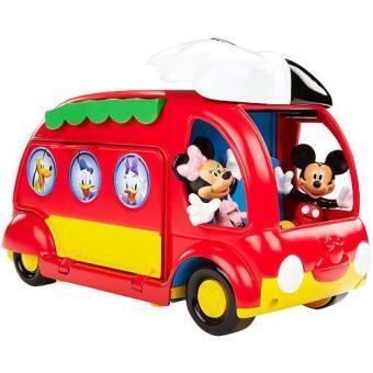 Mickey: Caravana Louca