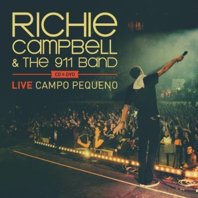Richie Campbell - Live Campo Pequeno - Trailer