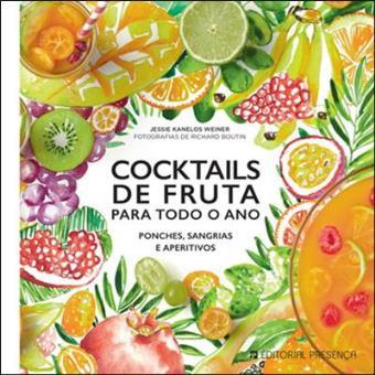Cocktails de Fruta Para Todo o Ano