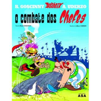 Astérix - O Combate dos Chefes