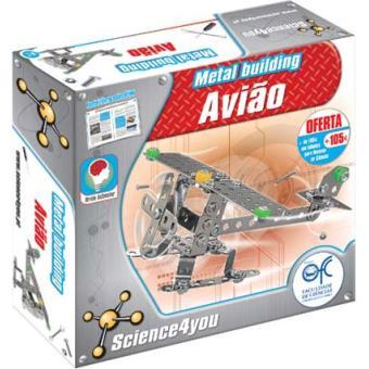 Construções de Metal - Avião