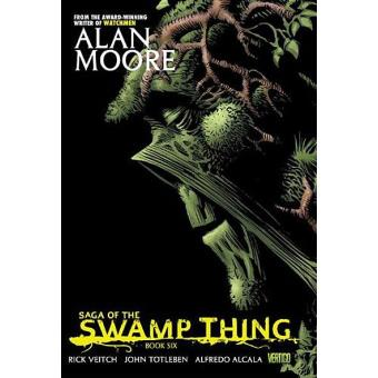 Saga of the Swamp Thing Vol 6