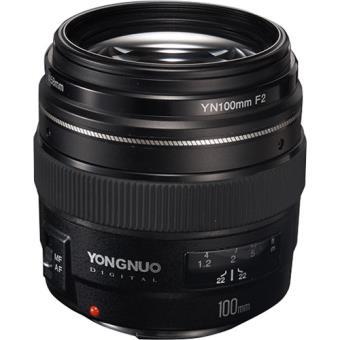 Yongnuo Objetiva 100mm f/2 - Canon