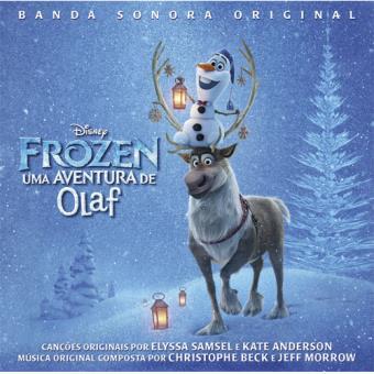 BSO Frozen: Uma Aventura de Olaf - CD