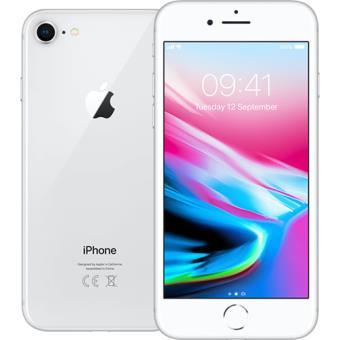 Apple iPhone 8 - 256GB - Prateado