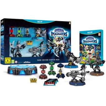 Skylanders Imaginators Dark Edition Wii U