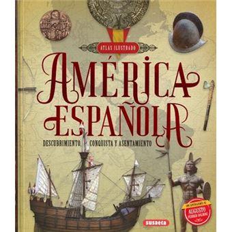 America española-descubrimiento con