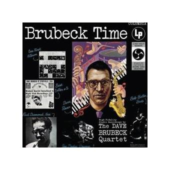 Brubeck Time (LP) (180g) (Limited Edition)