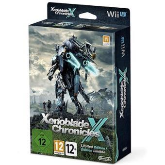 Xenoblade Chronicles X Wii U - Edição Limitada