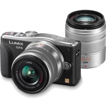 Panasonic Lumix DMC-GF6WEC + G VARIO 14-42mm f/3.5-5.6 Mega O.I.S + G VARIO 45-150mm f/4.0-5.6 ASPH. MEGA O.I.S