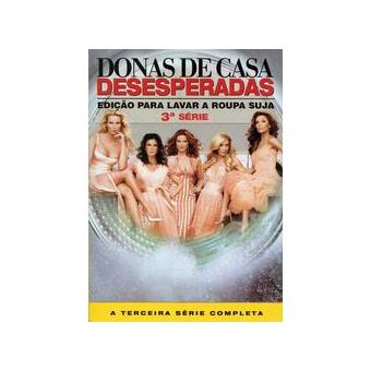 Donas de Casa Desesperadas - 3ª Temporada