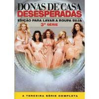 Donas de Casa Desesperadas - 3ª Temporada - DVD