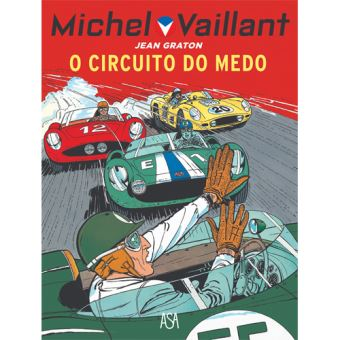 Michel Vaillant - Livro 4: O Circuito do Medo