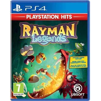 Rayman Legends - Playstation Hits - PS4
