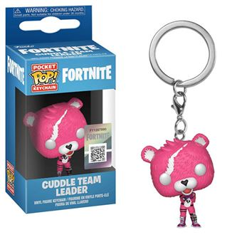Porta-Chaves Fortnite: Cuddle Team Leader