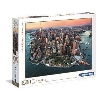 Puzzle New York - 1500 peças - Clementoni