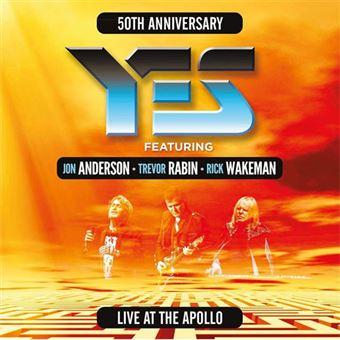 Live at The Apollo - 2CD