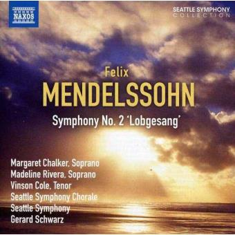 "Mendelssohn   Symphony N.2, ""Lobgesang"""