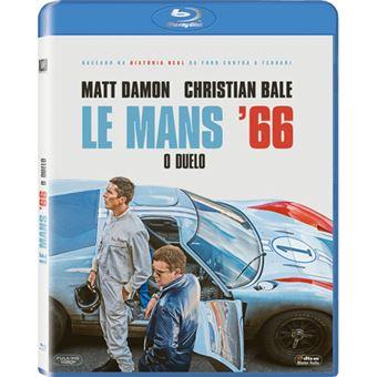 Ford v Ferrari | Le Mans 66: O Duelo - Blu-ray