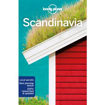 Lonely Planet Travel Guide - Scandinavia