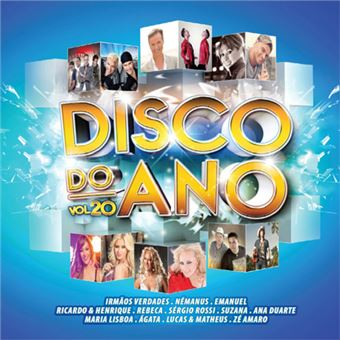 Disco do Ano Vol 20 - CD