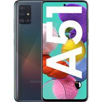 Smartphone Samsung Galaxy A51 - A515F - Preto Prisma