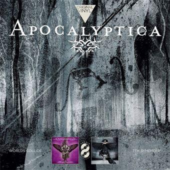 Original Vinyl Classics: Worlds Collide + 7th Symphony - 2LP 12''