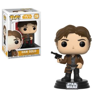 Funko Pop! Star Wars: Solo - Han Solo - 238