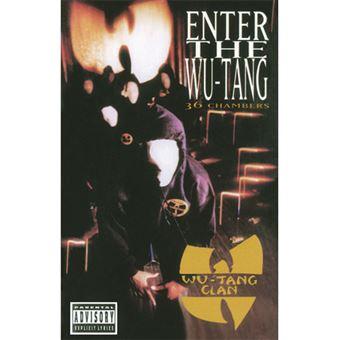 Enter The Wu-Tang Clan: 36 Chambers - LP 12''