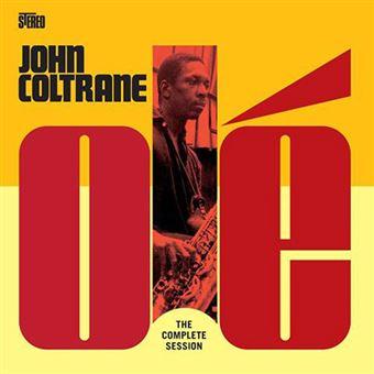 Ole Coltrane - LP 180g Yellow Vinil 12''