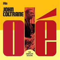 Ole Coltrane - LP 180g Yellow Vinil 12''