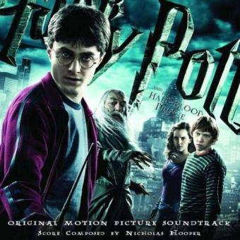 BSO Harry Potter And The Half-Blood Prince - Original Soundtrack