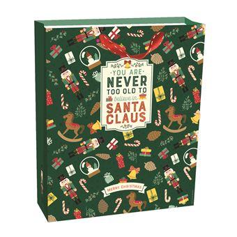 Saco de Natal - Quebra-Nozes XL