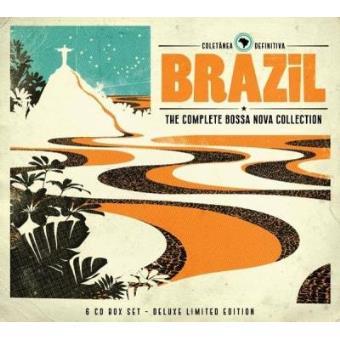 Brazil | The Complete Bossa Nova Collection (6CD)