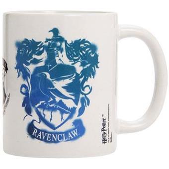 Harry Potter - Caneca Brasão Ravenclaw (Stencil)