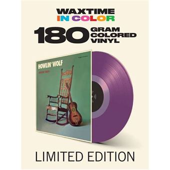 Rockin' Chair - LP Purple 180gr Vinil 12''