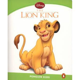 Pearson English Kids Readers Level 4 - The Lion King