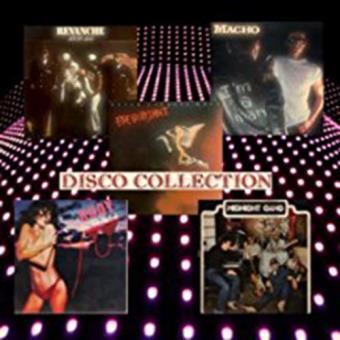 Disco: The Collection (4CD)