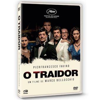 O Traidor - DVD