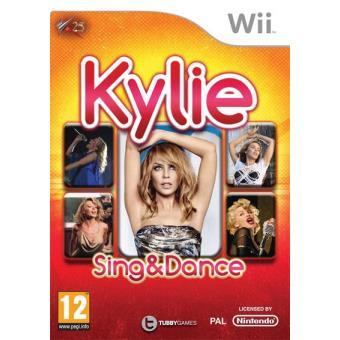 Kylie: Sing & Dance Wii