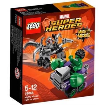 Poderosos Micros: Hulk contra Ultron (LEGO Super Heroes Marvel 76066)