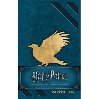 Caderno Pautado Harry Potter - Ravenclaw Eagle A5