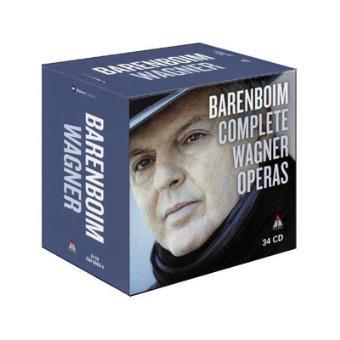 Major Wagner Operas (Limited BoxSet Edition)
