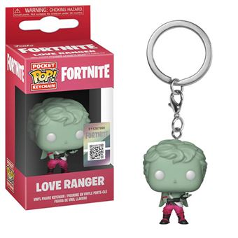 Porta-Chaves Fortnite: Love Ranger